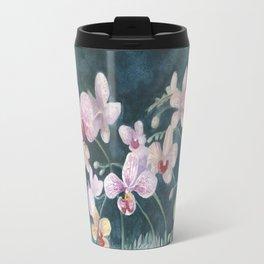 Orchid Melody Travel Mug