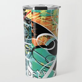 Exquisite Corpse: Round 4 Travel Mug