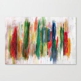 Acryl-Abstrakt 47 Canvas Print