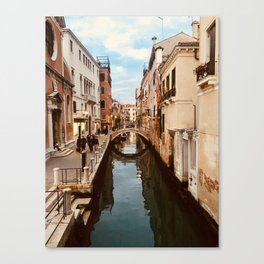 Canals of Venice III Canvas Print
