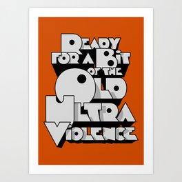 Sharpen You Up Art Print