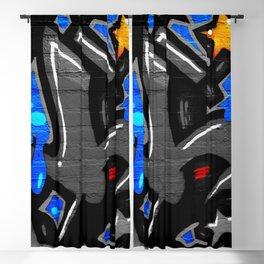 Graffiti 3 Blackout Curtain