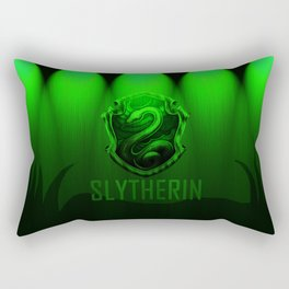 Slytherin Rectangular Pillow