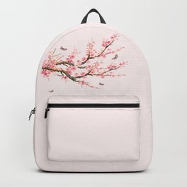 Pink Cherry Blossom Dream Backpack