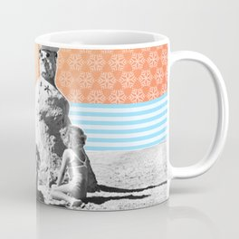 Winter in Paradise Coffee Mug