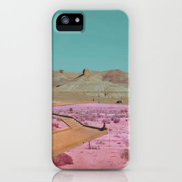 Apache Junction iPhone Case
