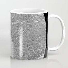Image formed by the Advanced Spaceborne Thermal Emission and Reflection Radiometer (ASTER) and Globa Coffee Mug