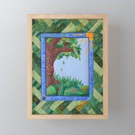 Mother Earth Framed Mini Art Print