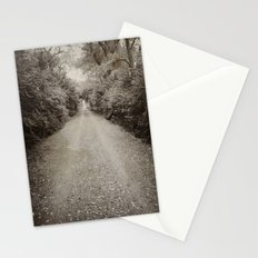 till the end Stationery Cards