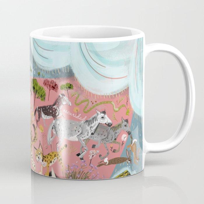 Paradise before the fire (SGHN) Coffee Mug