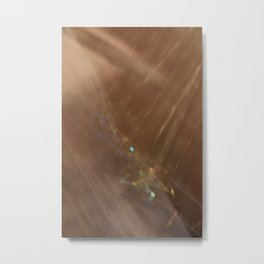 Rainbow Mirror 2 Metal Print