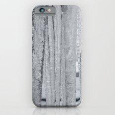 Snow Landscape Through Ice Slim Case iPhone 6s