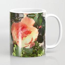 Rose quad 198 Coffee Mug