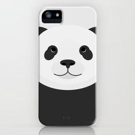 The Panda Bear iPhone Case