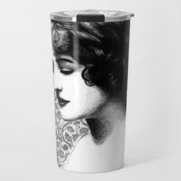Miss Lily Elsie Travel Mug