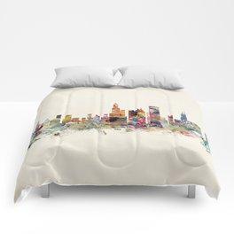 Chicago city  Comforters