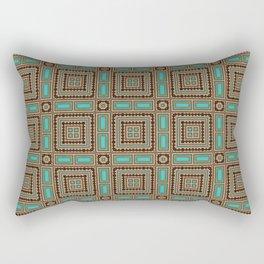 Paper bird Pattern Rectangular Pillow