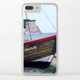 Cape Arkona Clear iPhone Case