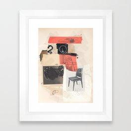CHAI R Framed Art Print