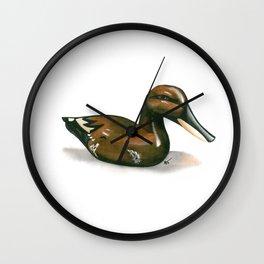 Decoy #1 Wall Clock