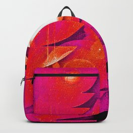 Bright Christmas Forest Backpack