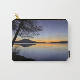 Peace at the lake Carry-All Pouch