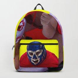 El Chich y Side Kick Backpack