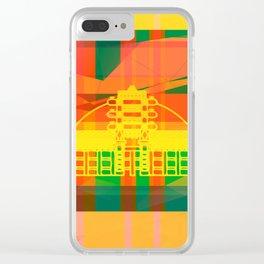 Stupa Clear iPhone Case