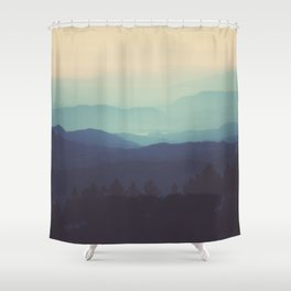 Idyllwild Shower Curtain