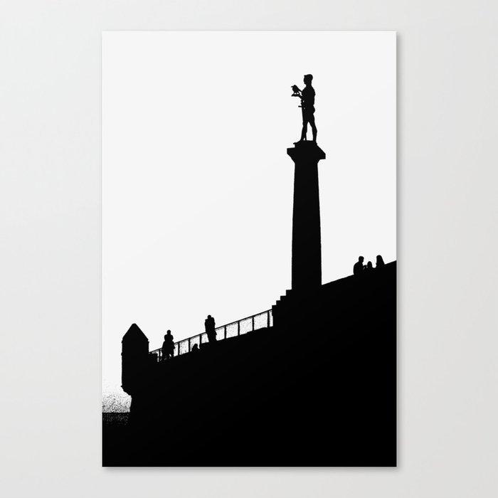 Belgrade - The Victor (Pobednik) Canvas Print