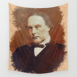 Joseph Lister, Medical Pioneer Wall Tapestry