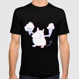 Trans Rights Moomin T-shirt