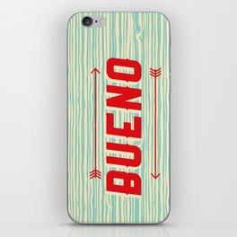 Bueno iPhone Skin