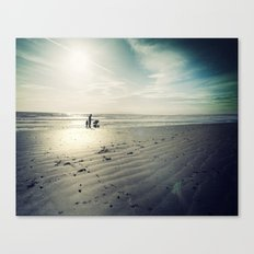 about love Canvas Print