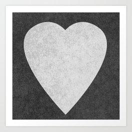 I Love You IV Art Print