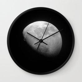 La Mun Wall Clock