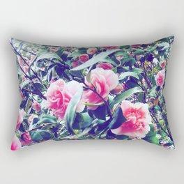 Ramblin Roses Rectangular Pillow