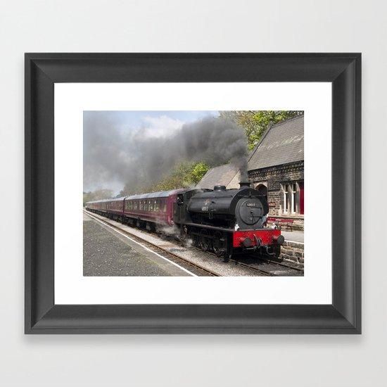 Royal Pioneer 68013 Framed Art Print