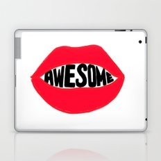 SAY AWESOME Laptop & iPad Skin