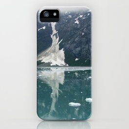 alaskan ice. iPhone Case