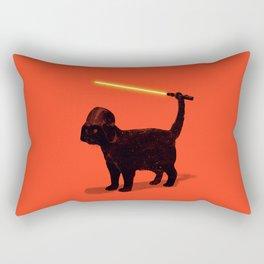 Cat Vader Rectangular Pillow