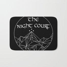The Night Court Bath Mat