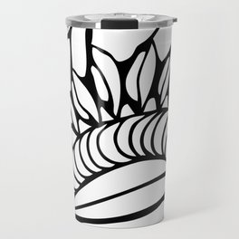 Shell of Abstract Travel Mug