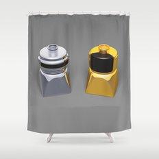 Duplo Daft Punk Shower Curtain