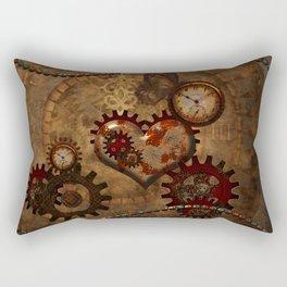 Steampunk, noble design Rectangular Pillow