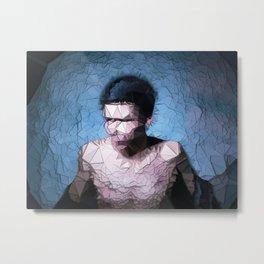 Mosaic/ Metal Print