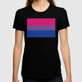 Bisexual Flag T-shirt
