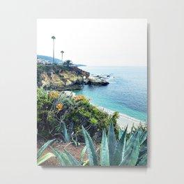 Laguna Beach Paradise Metal Print