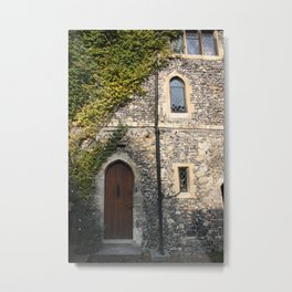 Canterbury Cathedral Metal Print