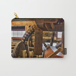 Inside the Mill Carry-All Pouch